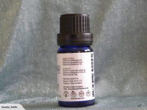 Patchouli oil 1
