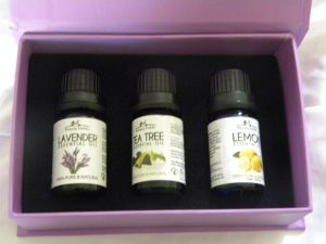 essential oils for cleaning